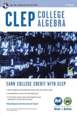 Clep College Algebra W/Online Practice Tests By Schwartz, Stu